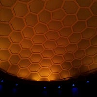 Photo taken at Cinerama Dome at Arclight Hollywood Cinema by Claude C. on 3/12/2012