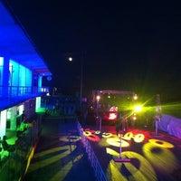 Photo taken at Sunset Nightclub by Eira T. on 7/7/2012