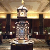 Photo taken at Waldorf Astoria New York by Vincent P. on 7/31/2012