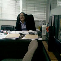 Photo taken at Thai General Insurance Association by suppasilp t. on 5/31/2012
