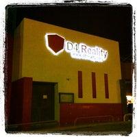 Foto tomada en D4 Reality por Cubo R. el 8/18/2012