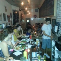 Photo taken at Island Burgers and Shakes by Don G. on 7/14/2012