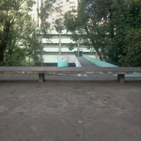 Photo taken at Escola Estadual Presidente Roosevelt by Helber M. on 8/25/2012