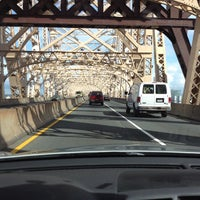 Photo taken at Ed Koch Queensboro Bridge by idjlex on 8/28/2012