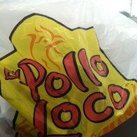 Photo taken at El Pollo Loco by Luiz L. on 5/2/2012