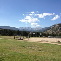 Photo taken at YMCA of the Rockies by Meridith G. on 8/19/2012