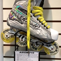 Photo taken at Hockey Giant Superstore by David W. on 7/2/2012
