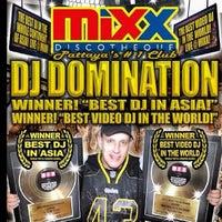 Photo taken at Mixx by Djdomination B. on 5/5/2012