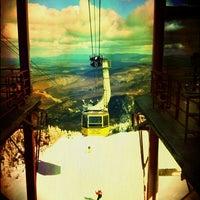 Photo taken at Cannon Mountain Ski Area by Max on 3/4/2012