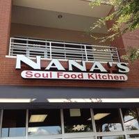 Photo taken at Nana's Soul Food Kitchen by Jason H. on 7/29/2012