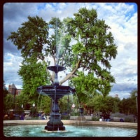 Photo taken at Wicker Park by Chris C. on 9/9/2012