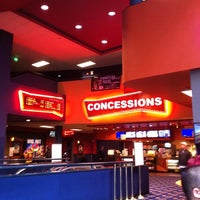 Photo taken at Regal Cinemas Meridian 16 by Roy E. on 6/23/2012