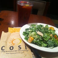 Photo taken at Così by Catherine T. on 8/15/2012