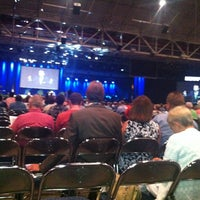 Photo taken at New Orleans Ernest N. Morial Convention Center by David N. on 6/17/2012