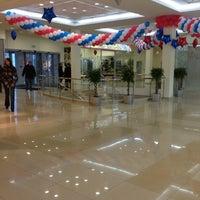Photo taken at ТРК «Крылатский» / Krylatsky Mall by Kseniya L. on 4/10/2012