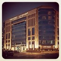 Photo taken at Four Points By Sheraton Downtown Dubai by Joooooooooooooooooooo on 7/21/2012