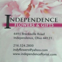 Photo taken at Independence Flowers & Gifts by Laura G. on 7/20/2012