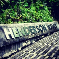 Photo prise au Henderson Waves par Erfira S. le5/18/2012