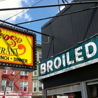 Photo taken at Melrose Restaurant by David F. on 8/15/2012