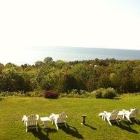 Photo taken at Egg Harbor Lodge by Rachel C. on 8/28/2012