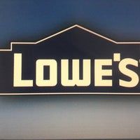 Photo taken at Lowe's Home Improvement by Jason A. on 4/9/2012