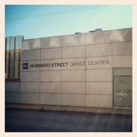Photo taken at Hubbard Street Dance Center by Erik O. on 7/9/2012