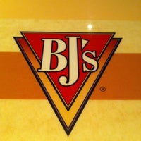 Photo taken at BJ's Restaurant and Brewhouse by Eric J. on 2/17/2012