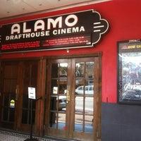 Photo taken at Alamo Drafthouse Cinema – Ritz by Iris X. on 5/13/2012