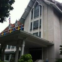 7/20/2012 tarihinde Banana S.ziyaretçi tarafından National Library of Thailand'de çekilen fotoğraf