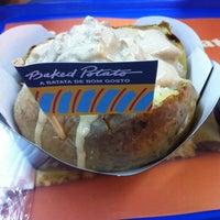 Photo taken at Baked Potato by Fernando on 8/29/2012