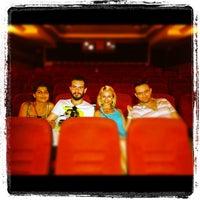 8/8/2012 tarihinde Rüyaziyaretçi tarafından Lemar Cineplex'de çekilen fotoğraf