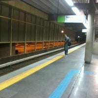 Photo taken at Estação Ceilândia Sul - METRÔ-DF by José M. on 8/14/2012