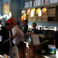 Photo taken at Ben & Jerry's by Shawn B. on 4/4/2012