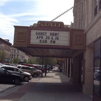 Photo taken at The Sandusky State Theatre by Thomas K. on 4/20/2012