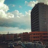 Photo taken at Ponte Mascarella by Tommaso C. on 4/20/2012