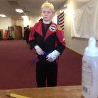 Photo taken at Torrington Family Kempo by Kelly M. on 4/6/2012