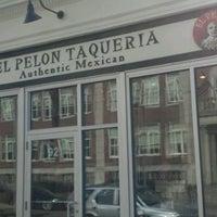 Photo taken at El Pelon Taqueria by Al S. on 2/20/2012