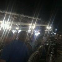 Photo taken at Maria ´s Golden Beach by Daniel G. on 8/24/2012