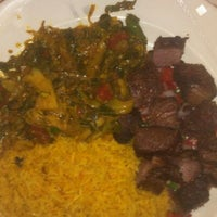 Photo taken at Flavors Of East Africa by Katrina B. on 4/19/2012