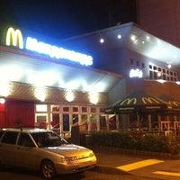 Снимок сделан в McDonald's пользователем СЕРГЕЙ🇷🇺🇮🇹🇺🇸 8/7/2012