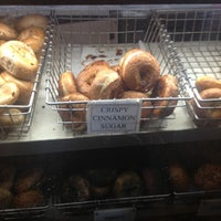 Photo taken at Abraham's Bagels and Pizza by Mike M. on 8/5/2012