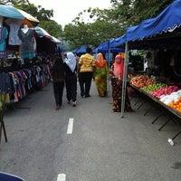 Photo taken at Pasar Malam Putra Perdana by Zzzzzihaaaa.. on 3/9/2012