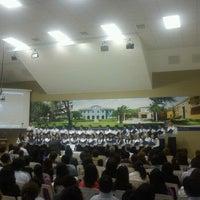 Photo taken at CPA . Centro de Producción Audiovisual de la Facultad de Comunicación - Udep by Eduardo T. on 6/20/2012