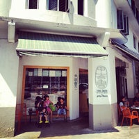 Photo taken at Tiong Bahru Bakery by Kevin L. on 7/22/2012