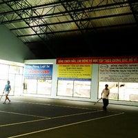 Photo taken at Trung Tâm TDTT Bình Phước by Bi Ngo on 4/30/2012