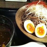 Photo taken at 三ツ矢堂製麺 武蔵小山店 by Minamikuma on 7/15/2012