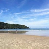 Foto tirada no(a) Praia da Lagoinha por Jose Augusto F. em 8/4/2012