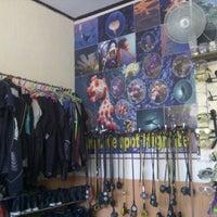 Photo taken at Bali Stingray Diver's by Veronika E. on 7/22/2012
