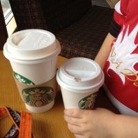 Photo taken at Starbucks by Matt K. on 3/2/2012