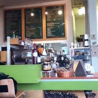 Photo taken at Duboce Park Cafe by Stephen V. on 3/4/2012